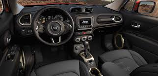 jeep summit interior 2017 jeep renegade special financing and lease deals nj