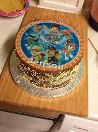 ready cake action ryder sir u2013 bunny u0026 bear