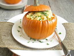 hungry pumpkin risotto