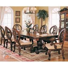 buckingham formal dining room set mainline furniture furniture cart