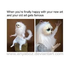 White Cat Meme - persian cat room guardian by anyaboz on deviantart