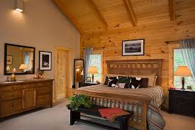 interior of log homes log cabin décor in timeless style the home decor ideas
