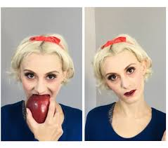 poisoned snow white tutorial youtube
