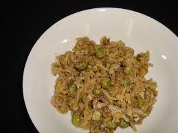 cuisiner le riz basmati riz basmati et légumes secs aux petits pois et au curry recette