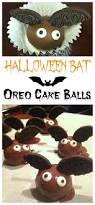 Bat Cookies For Halloween by Halloween Bat Oreo Cake Balls