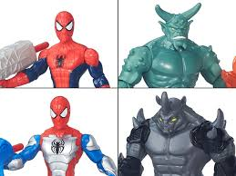 bigbadtoystore ultimate spider man sinister 6