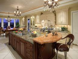 Kitchens With Large Islands Big Kitchen Island Pictures Kitchen Island