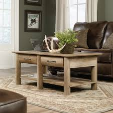 sauder coffee and end tables boone mountain coffee table 416562 sauder