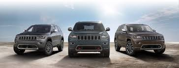 dark gray jeep grand cherokee 2018 jeep grand cherokee rugged exterior features