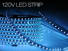 strips of led lights 120v led strip
