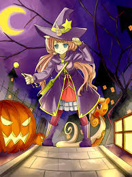 Halloween Unicorn Ce Aimee N Cinnamon Halloween Unicorn Witch By Mzrz On Deviantart