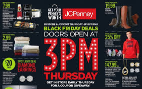 jcpenney black friday ad 2016 southern savers