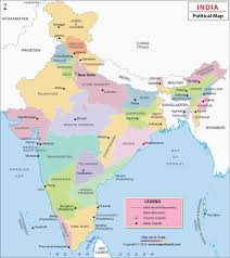 Map Of India And Nepal by Buy India Political Wall Map Synthetic 70 X 83 Cm Book Online