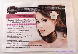 make up classes for my makeup workshop experience at beauty crafts by kiran