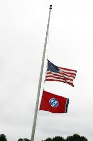 Why Are We Flying Flags At Half Mast Today Paris Tn Big Sandy Man Killed In Vegas Shooting Local News