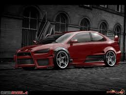 mitsubishi celeste modified view of mitsubishi lancer gts photos video features and tuning