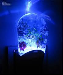 2018 newest aquarium design led lights colorful lighting