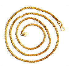 new necklace design images Buy men style new design dual tone gold and white alloy snake jpg