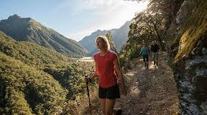 celebrate like a kiwi hike new zealand u0027s milford track this