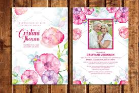 funeral phlets awesome funeral invitation cards pictures best resume exles