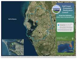 Robinson Map Draft Initial Funded Priorities List Restore The Gulf