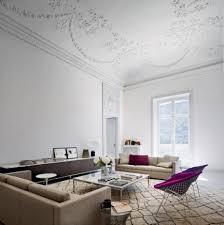 Wohnzimmer Design Wandgestaltung Modernes Wohndesign Geräumiges Modernes Haus Design Altbau