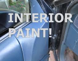 interior design best how to paint car interior plastic design