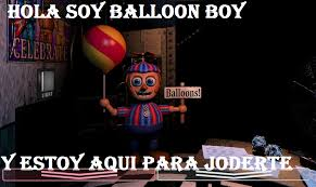 Balloon Boy Meme - meme de fnaf2 by djcadence22 on deviantart