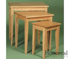 Shaker End Table Shaker End Table Homestead Furniture