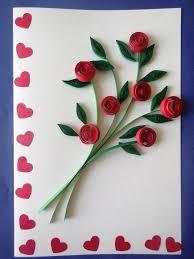 handmade cards buy heart bouquet handmade greeting card doodlefy