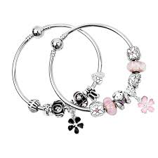fashion charm bracelet images Charms beads fit pandora bangle bracelet making big hole beads jpg