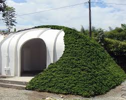green magic homes not quite hobbit holes but still hobbit hole