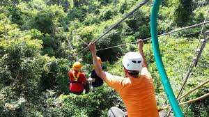 Treetop Canopy Tours by Zipline Canopy Tour In Siem Reap Cambodiahotels