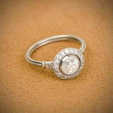 old wedding rings images Vintage engagement rings 1 10ct old european cut diamond jpg