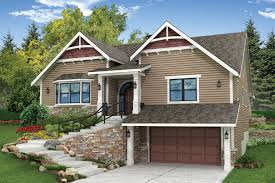 Craftsman House Designs Scintillating Single Story Craftsman House Plans Gallery Best