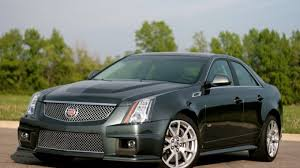 cadillac cts vs review 2009 cadillac cts v offers supercar performance everyday