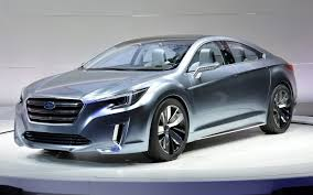 subaru cars 2015 we compare the 2015 subaru legacy to its conceptual brethren