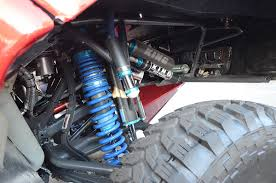 baja truck suspension sema 2015 brian ostrom u0027s trophy truck