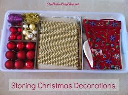 how to organise ornaments