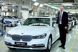 future bmw 7 series bmw 7 series 730ld rolls out from bmw india plant