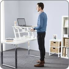 Standing Sitting Desk by Back Care Guide U2013 Blog U2013 Buydirectonline