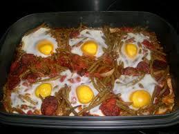 plat cuisiné pas cher idee cuisine pas cher 12 oeufs a la flamenka les petits plats