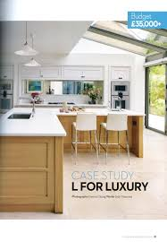case study featuring a luxurious kitchen from martin moore http