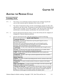 learning check chapter 14 debits and credits audit