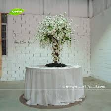 ctr1503 4 gnw 4ft wedding centerpieces for tables wisteria
