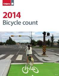the city of calgary bike data
