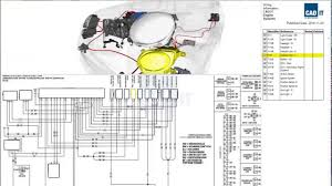 automotive wiring diagram youtube