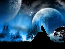 image wolf howling at moon jpg zeldapedia fandom powered by