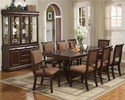Broyhill Dining Chairs Sideboards Amusing Dining Set With China Cabinet Dining Table Set
