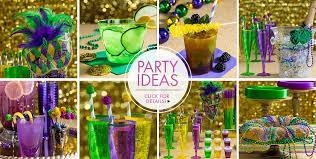 mardi gras supplies mardi gras plastic party supplies party city